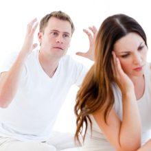 Psichologai perspėja: koronavirusas padidins skyrybų skaičių