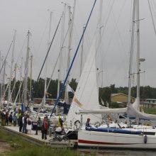 Šventosios uostui gaivinti – 1,7 mln. eurų