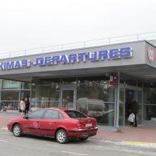 Dingo iš Palangos oro uosto turėjęs išskristi ukrainietis