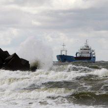 Rusijos karinis laivynas Baltijos jūroje išbandys 2 naujus laivus