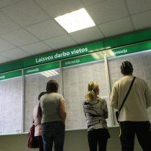 Užimtumo tarnyba: nedarbas Lietuvoje siekia 13,7 proc.