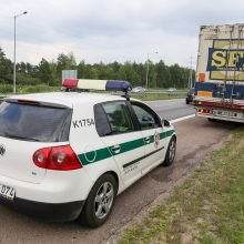 Klaipėdos prieigose užmušė žmogų