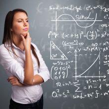 Uostamiesčio abiturientai laikė matematikos egzaminą