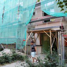 Išgirtoji namų renovacija stringa