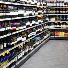 Alkoholio prekybos laiko ilginimas: A. Širinskienė – prieš, G. Kirkilas – už