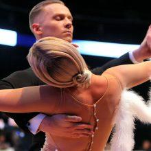 Lietuvos šokėjams – aštuonios poros medalių iš tarptautinių varžybų