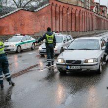 Uostamiesčio gatvėse siautėjo girti vairuotojai