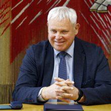 Klaipėdos meras po operacijos nedirbs mažiausiai savaitę