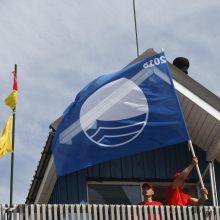 Mėlynajai vėliavai gauti šiemet prireiks 10 tūkst. eurų