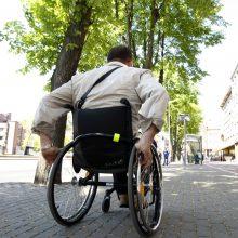 R. Šalaševičiūtė: darbo neranda daugiau nei 100 tūkst. neįgaliųjų