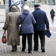 Prezidentūra: didesnėms pensijoms reikės apie 65 mln. eurų
