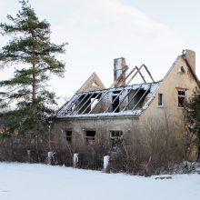 2012 m. miesto valdžia nugriovė Skerdyklos g. 1 esantį pastatą, nes į tiesiamo Priestočio gatvės tęsinio iki viaduko Liepų gatvėje trasą negalėjo patekti jokie statiniai, jie turėjo būti nugriauti.