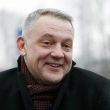 Klaipėdos mero rinkimų kampanija: E. Masiulis iškrenta iš žaidimo?