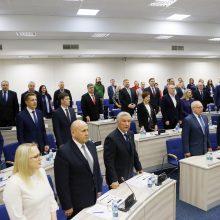 Pirmieji naujos Klaipėdos tarybos darbai