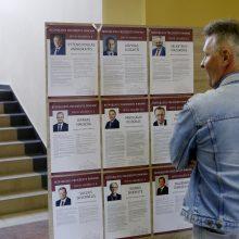 Nori užverti rinkimų duomenis: ne tik kandidatų, bet ir rinkimų rezultatus