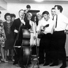 Gabumai: laive suburtas jūrininkų ansamblis 1968 m. pelnė aukščiausią įvertinimą, o jo nariai net gavo piniginę premiją.