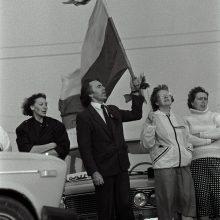 Baltijos kelyje svetimų nebuvo