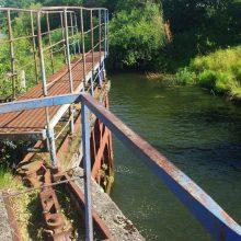 Planai: bus siekiama atstatyti istorinio paveldo vietą – Lankupių šliuzą.