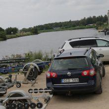Šventosios uostą atkurs nuo žvejybos vietų