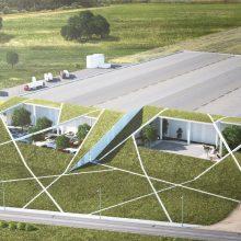 SBA Technologijų ir inovacijų parke – logistikos ir gamybos projektai