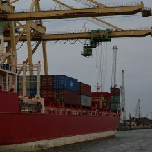 Klaipėda – tarp pasaulio uostų