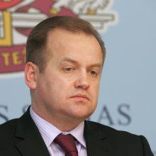 A. Skardžius traukiasi iš Seimo Energetikos komisijos