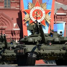 Maskva žada priešintis JAV raketų dislokavimui Baltijos šalyse