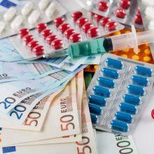 Pristato naujovę: susirgę receptinius vaistus galėsite pirkti internetu
