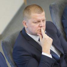 I. Rozovos ryšius tiriančiam komitetui siūloma skirti daugiau užduočių