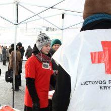 Nesutarimų purtomas Raudonasis Kryžius patvirtino naują valdybą