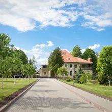 Turniškių rezidencijos remontas didina Prezidentūros išlaidas
