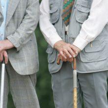 PSO: demencija sergančių žmonių skaičius iki 2050 metų išaugs tris kartus