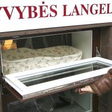 Gyvybės langelyje Vilniuje paliktas kūdikis