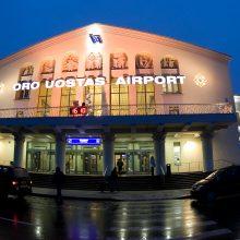 R. Masiulio siūlymą griauti oro uosto terminalo pastatą KPD vadovas vadina spaudimu