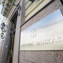Lietuvos bankas laikinai uždaro kasas Vilniuje ir Kaune
