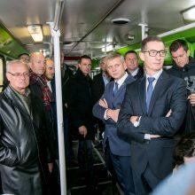 Istorinė diena Kaune: perkami nauji troleibusai, kurie pakeis visus senuosius