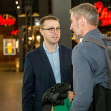 """Išankstinėje filmo """"Tarp pilkų debesų"""" premjeroje Kaune – netikėti akcentai"""