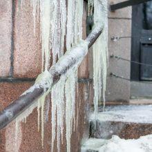 Specialistai: vanduo Kauno centriniam paštui didelės žalos nepadarė