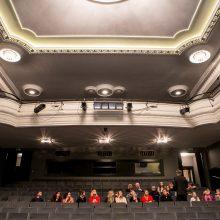 Ekskursijoje po Kauno dramos teatrą – nematytos erdvės