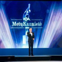 """Garbingas """"Metų kaunietė 2020"""" titulas atiteko J. Jankauskienei!"""