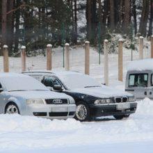 Medininkų punkte du baltarusiai pasieniečiams pateikė klastotes