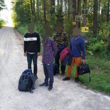 ES svarsto galimybę paskelbti Baltarusijai sankcijų dėl migrantų atskraidinimo
