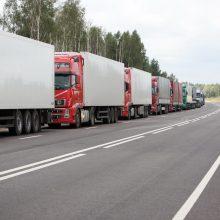 Trišalėje taryboje – diskusijos dėl vežėjų atlyginimų