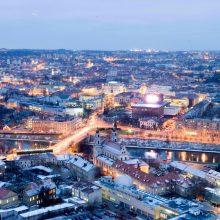 Vilniaus žinomumo 5 šalyse tyrimui – 20 tūkst. eurų