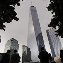 """Rugsėjo 11-oji: """"Al Qaeda"""" lyderis ragina rengti naujus išpuolius"""