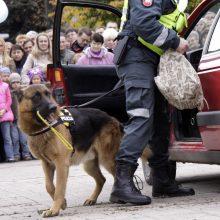 Vilniuje visuomenei prisistatys vidaus saugumo pareigūnai
