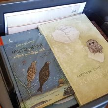 Lituanistines pasaulio mokyklėles pasieks beveik 2 tūkst. lietuviškų knygų