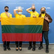 """I. Šimonytė palinkėjo """"The Roop"""" sėkmės šių metų """"Eurovizijoje"""""""