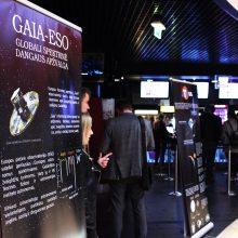 Filmą apie išsilaipinimą Mėnulyje pirmieji įvertino Lietuvos mokslininkai