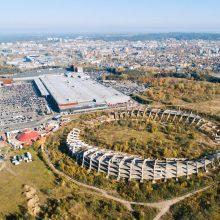 S. Skvernelis apie stadiono statybų finansavimą: rizikų yra